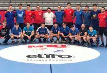 El herenciano Gonzalo Tajuelo uno de los responsables de la Selección Masculina de Castilla-La Mancha