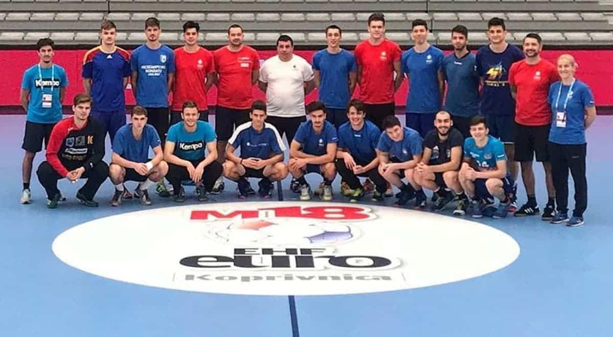 m18 seleccion masculina castilla la mancha - El herenciano Gonzalo Tajuelo uno de los responsables de la Selección Masculina de Castilla-La Mancha