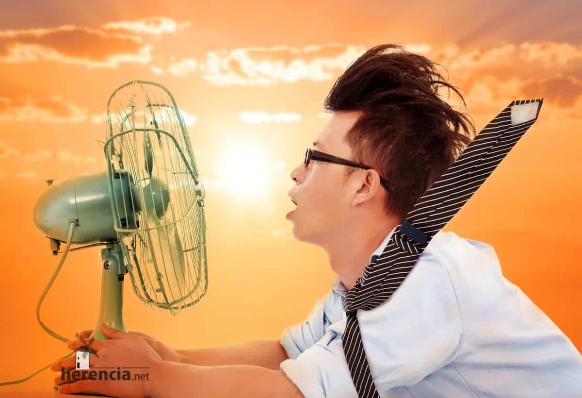 Recomendaciones de autoprotección ante una ola de calor en Herencia 3