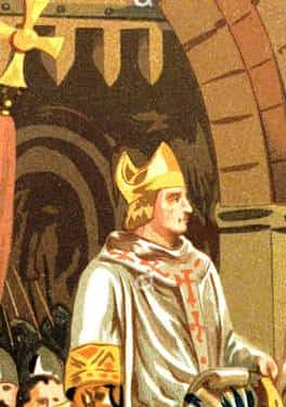 Arzobispo Jiménez de Rada