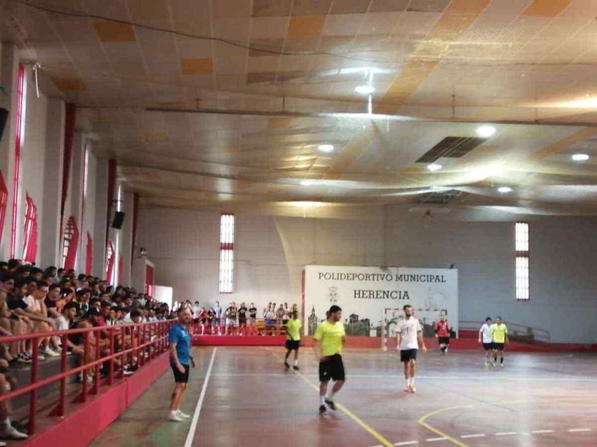 """34 maraton futbol sala herencia 10 - Finalizada la 34 Maratón de Fúbol-Sala """"Villa de Herencia"""""""