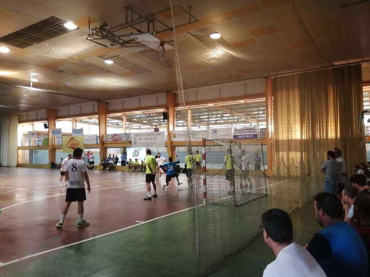 """34 maraton futbol sala herencia 2 - Finalizada la 34 Maratón de Fúbol-Sala """"Villa de Herencia"""""""