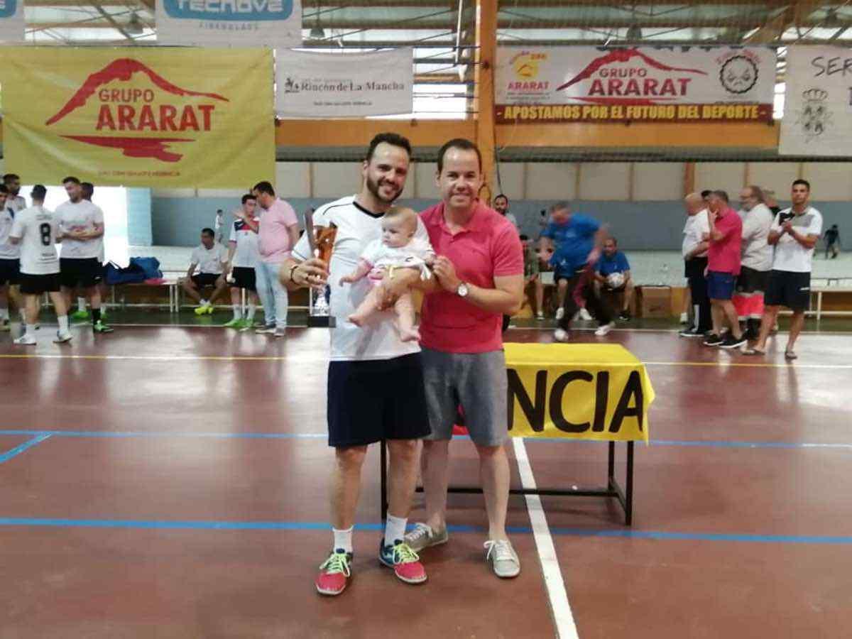 """34 maraton futbol sala herencia 3 - Finalizada la 34 Maratón de Fúbol-Sala """"Villa de Herencia"""""""