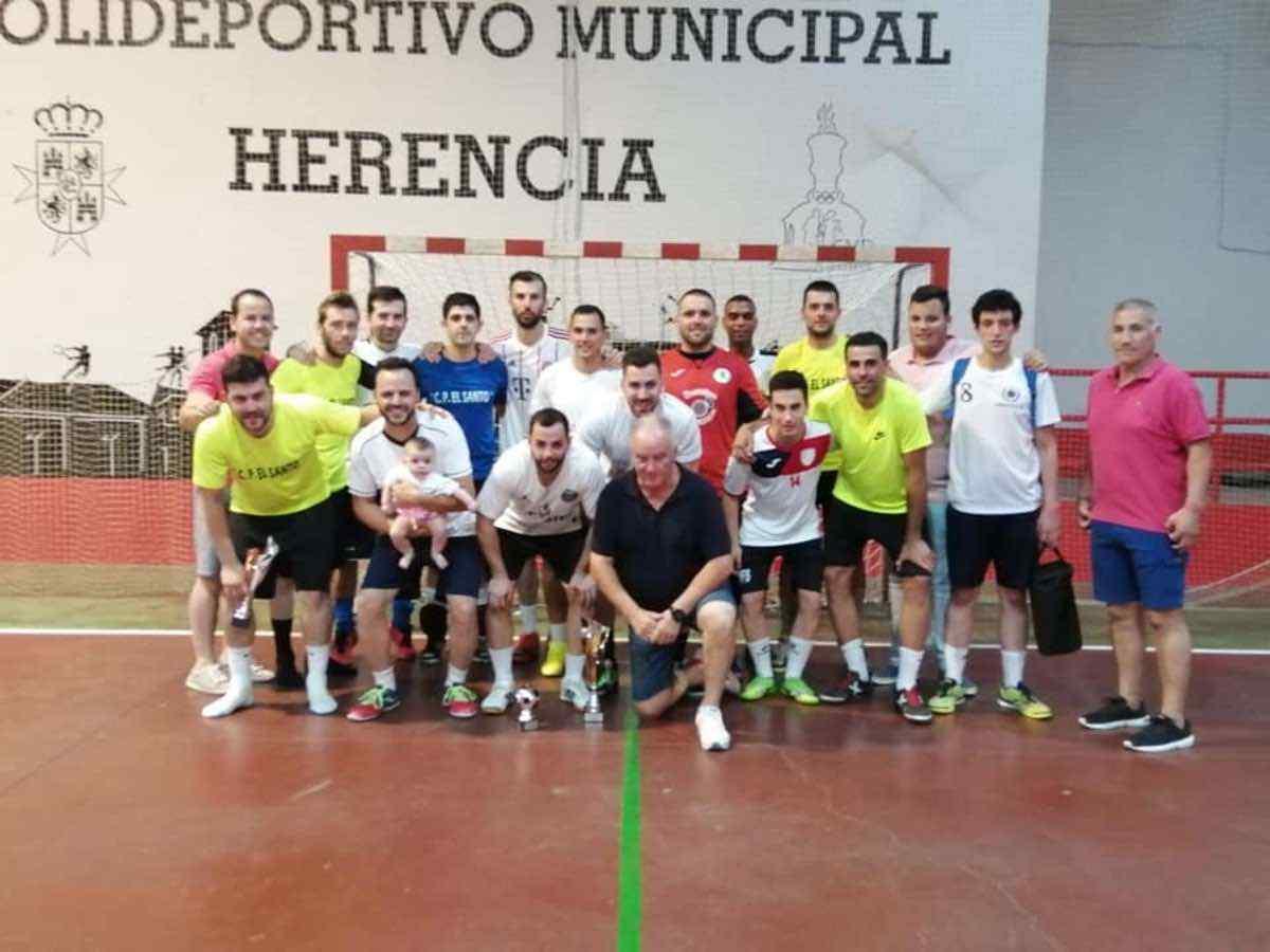 """Finalizada la 34 Maratón de Fúbol-Sala """"Villa de Herencia"""" 26"""