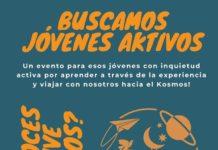 Aktive Kosmos presentará los proyectos de su asociación en el Centro Joven
