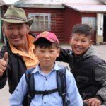 Elías Escribano en su tercer aniversario de aventura alrededor del mundo.  38