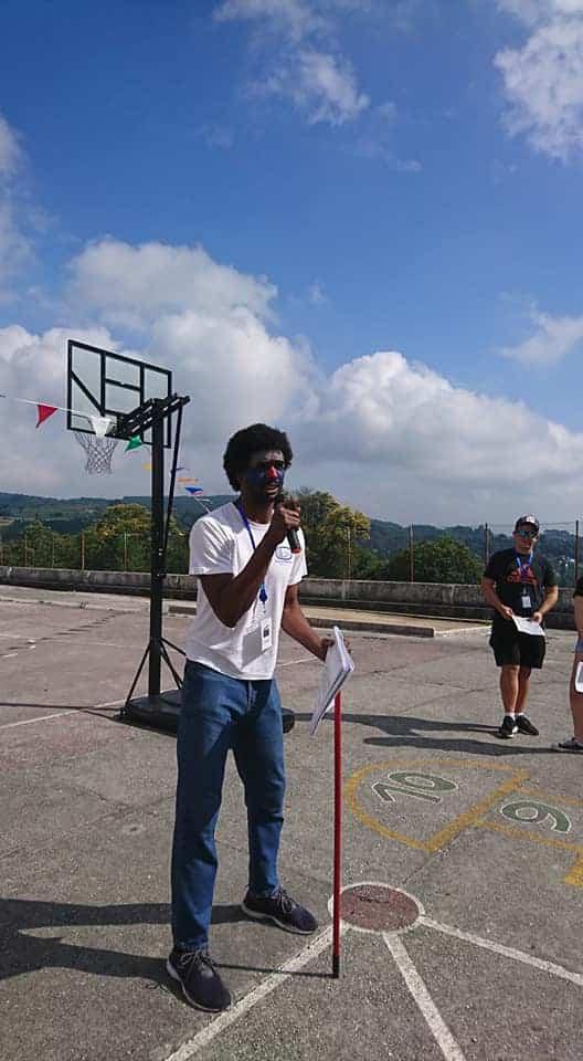 Encuentro infnatil mercedario en Sarria4 - Niños, niñas y monitores de Herencia en el Encuentro Infantil Mercedario de Sarria