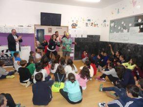Encuentro infnatil mercedario en Sarria8 293x220 - Niños, niñas y monitores de Herencia en el Encuentro Infantil Mercedario de Sarria