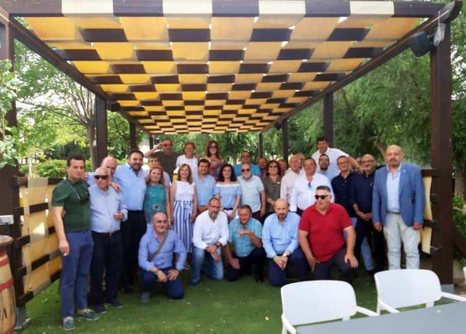 Herencia estuvo presente en la primera reunión intraprovincial de Vox 3