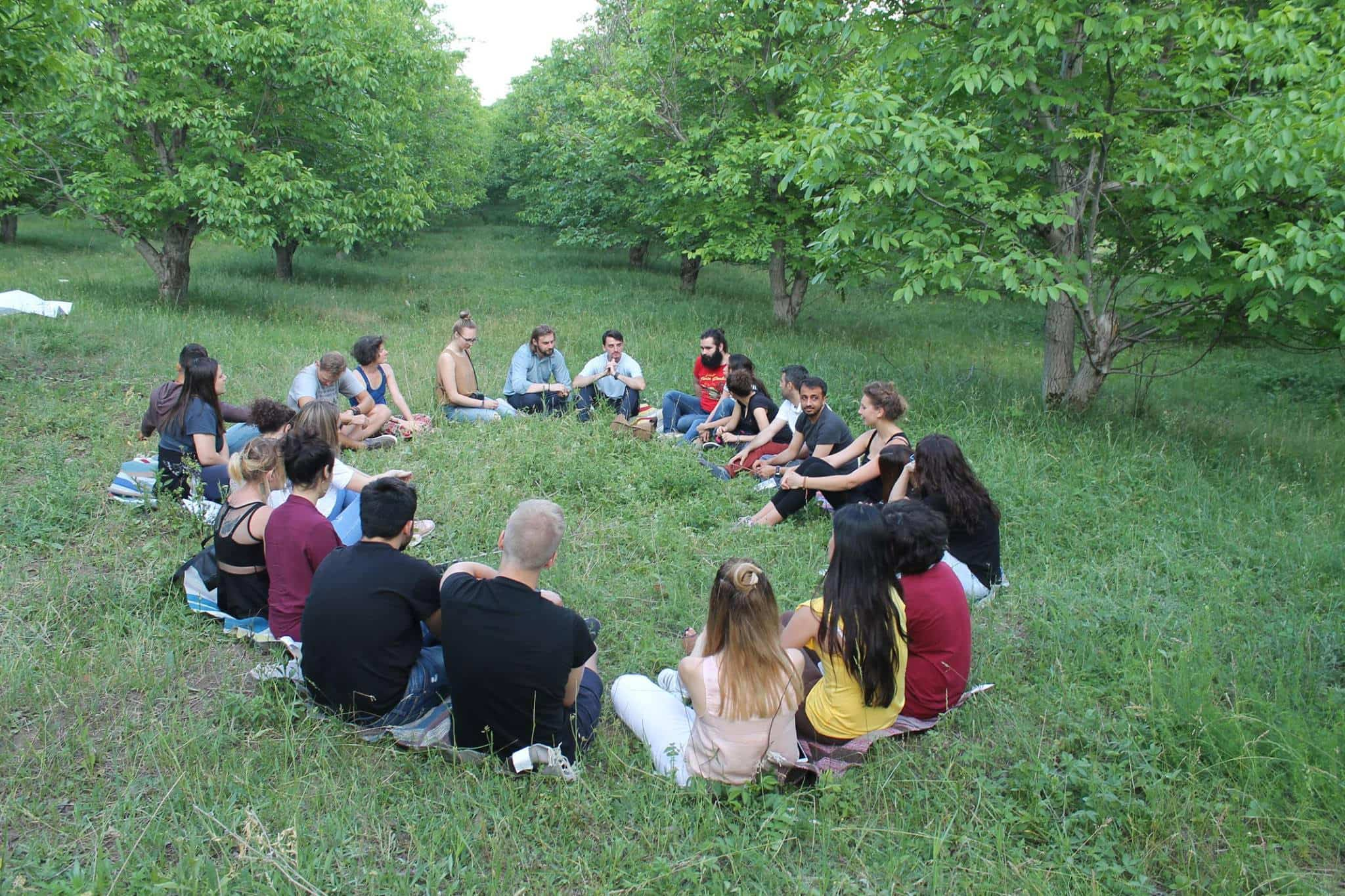 Herencia acogerá a 60 jóvenes europeos con dos proyectos Erasmus+ 5