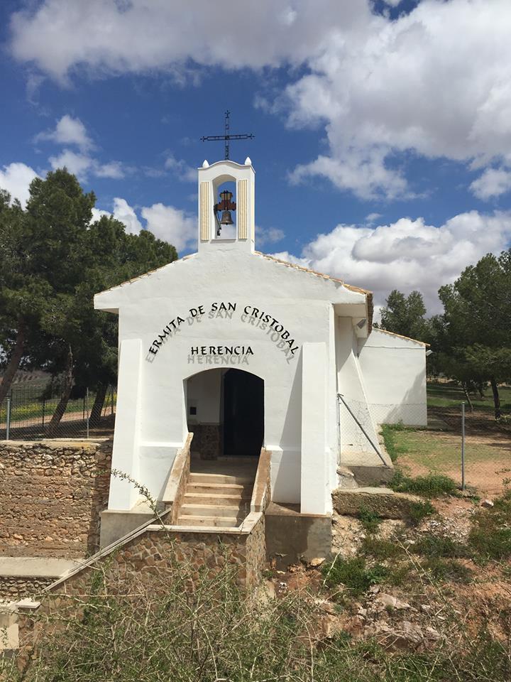 Ermita de San Crist%C3%B3bal - Programa de actos religiosos y festivos en honor a San Cristóbal