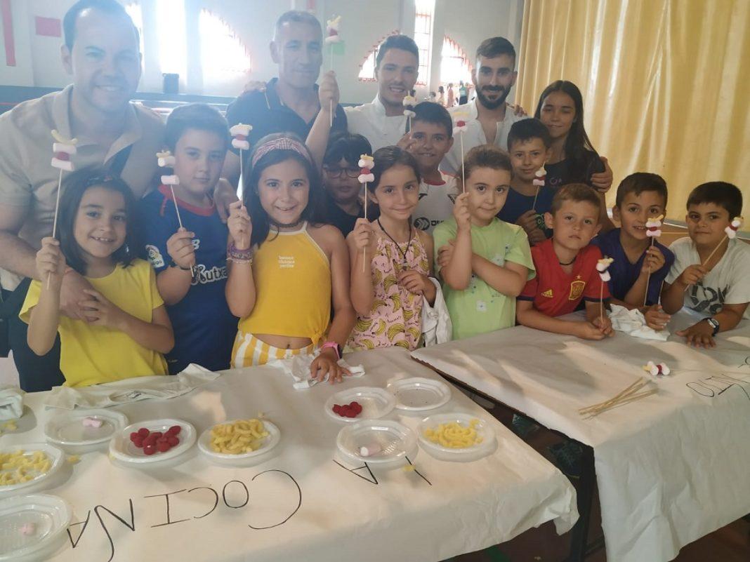 Escuela de verano 2019 Herencia 1068x801 - Arranca la Escuela de Verano con 86 participantes en el mes de Julio