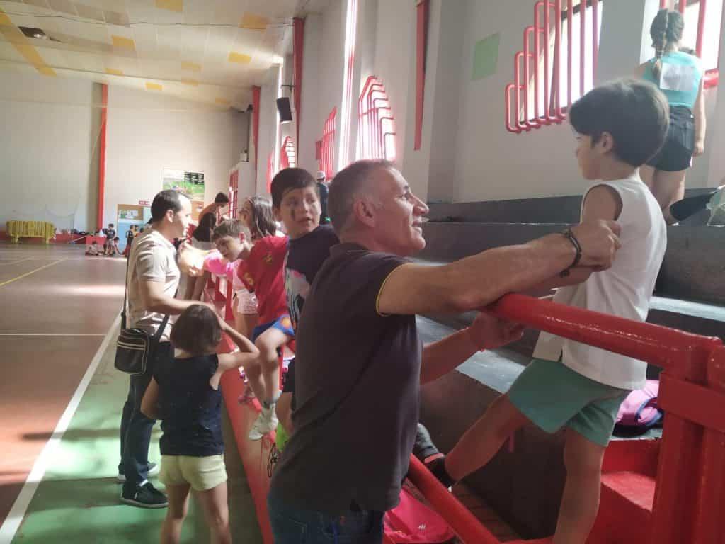 Escuela de verano 2019 Herencia1 - Arranca la Escuela de Verano con 86 participantes en el mes de Julio
