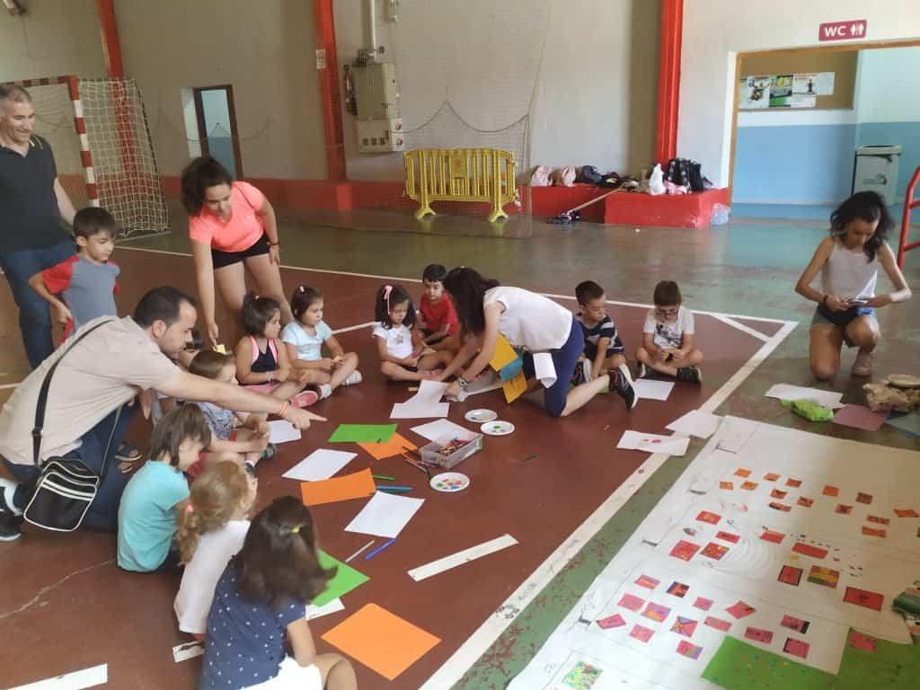 Escuela de verano 2019 Herencia2 - Arranca la Escuela de Verano con 86 participantes en el mes de Julio
