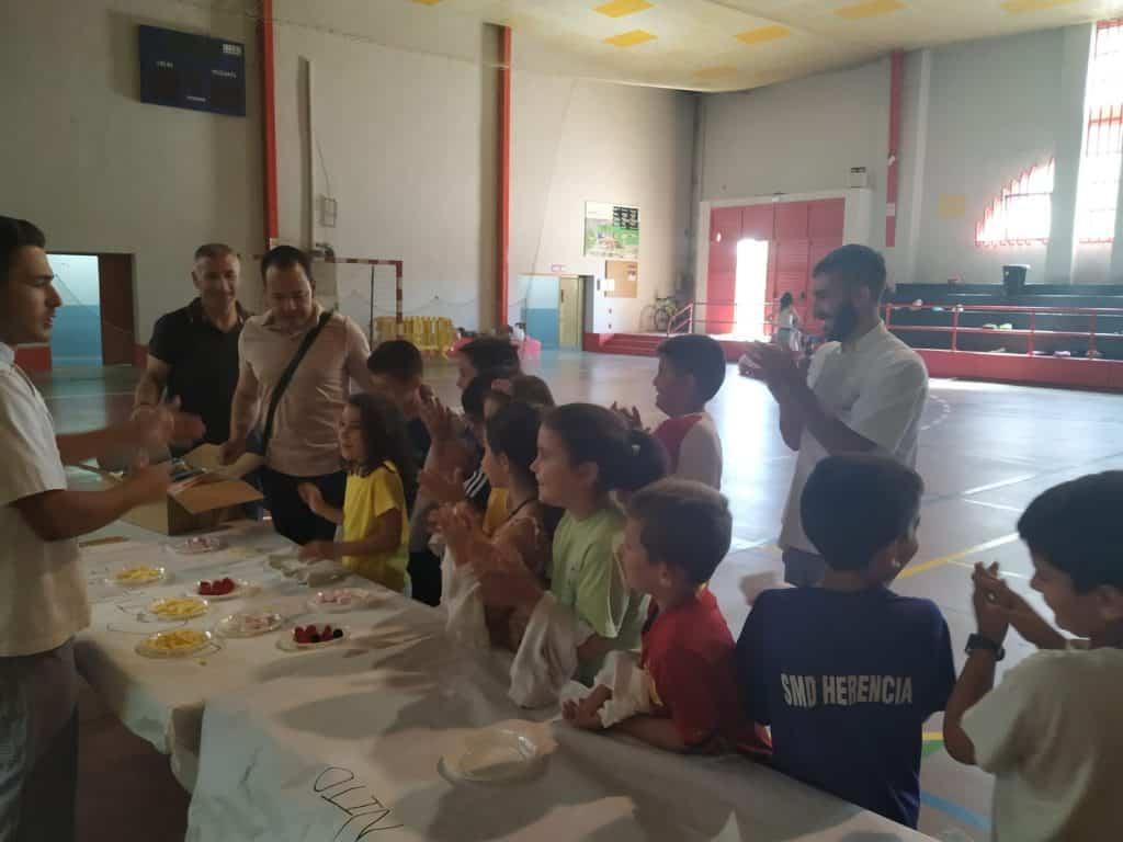 Escuela de verano 2019 Herencia3 - Arranca la Escuela de Verano con 86 participantes en el mes de Julio