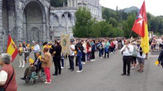 Peregrinación de la parroquia de Herencia a Lourdes1