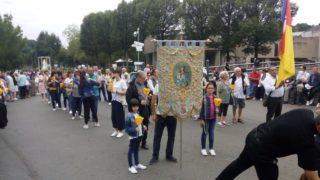 Peregrinación de la parroquia de Herencia a Lourdes2