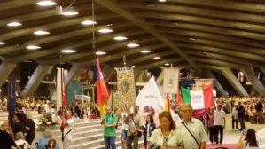 Peregrinación de la parroquia de Herencia a Lourdes3