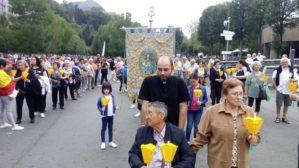 Peregrinación de la parroquia de Herencia a Lourdes4
