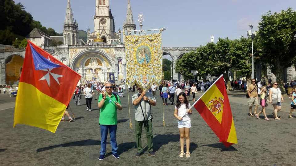 La parroquia de Herencia peregrina al santuario mariano de Lourdes 3