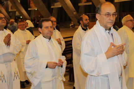 Peregrinaci%C3%B3n de la parroquia de Herencia a Lourdes9 431x287 - La parroquia de Herencia peregrina al santuario mariano de Lourdes