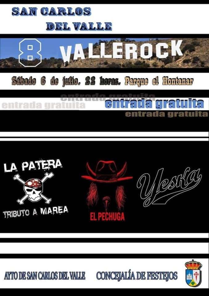 Yeska participa en la octava edición de Vallerock 3