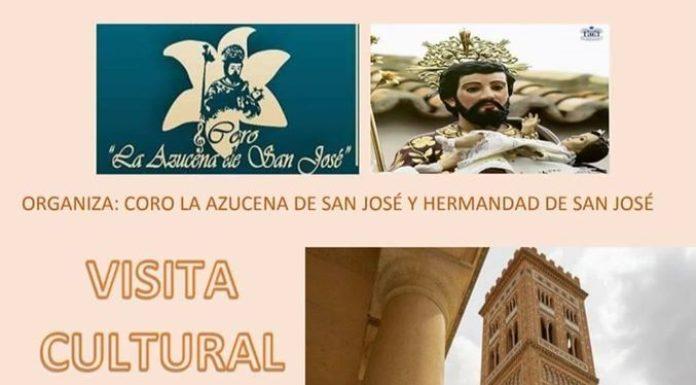 """Viaje cultural a Teruel organizado por el coro """"La Azucena de San José"""""""