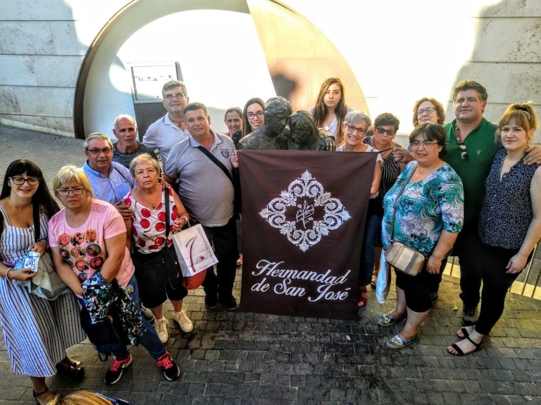 Viaje a Teruel de la Hermandad de San Jose de Herencia 1068x801 - La hermandad de San José realizó una visita cultural a Teruel