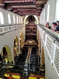 Viaje a Teruel de la Hermandad de San Jose de Herencia10 246x328 - La hermandad de San José realizó una visita cultural a Teruel