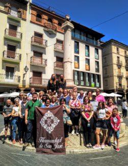 Viaje a Teruel de la Hermandad de San Jose de Herencia12 251x324 - La hermandad de San José realizó una visita cultural a Teruel