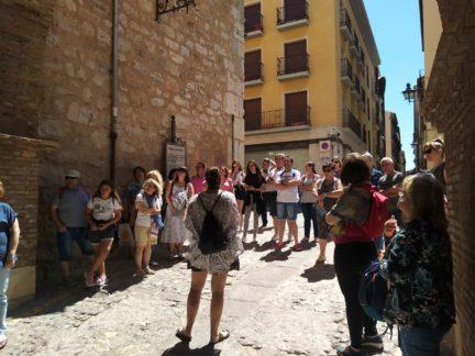 Viaje a Teruel de la Hermandad de San Jose de Herencia13 432x324 - La hermandad de San José realizó una visita cultural a Teruel