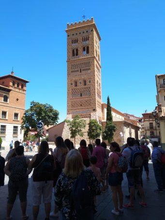 Viaje a Teruel de la Hermandad de San Jose de Herencia6 341x455 - La hermandad de San José realizó una visita cultural a Teruel