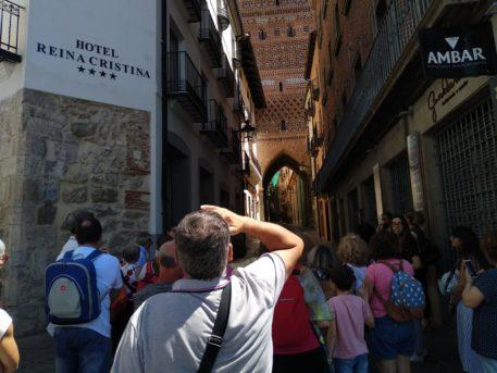 Viaje a Teruel de la Hermandad de San Jose de Herencia7 457x343 - La hermandad de San José realizó una visita cultural a Teruel