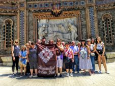 Viaje a Teruel de la Hermandad de San Jose de Herencia8 226x169 - La hermandad de San José realizó una visita cultural a Teruel