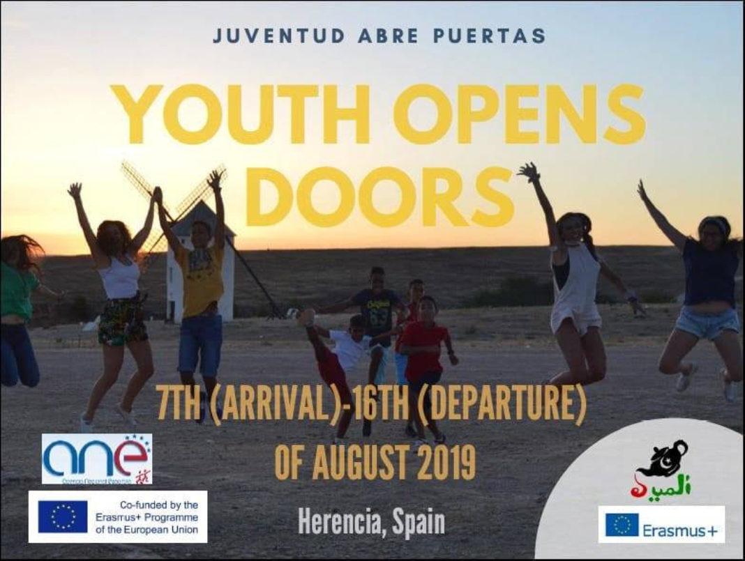 Herencia acogerá a 60 jóvenes europeos con dos proyectos Erasmus+ 6