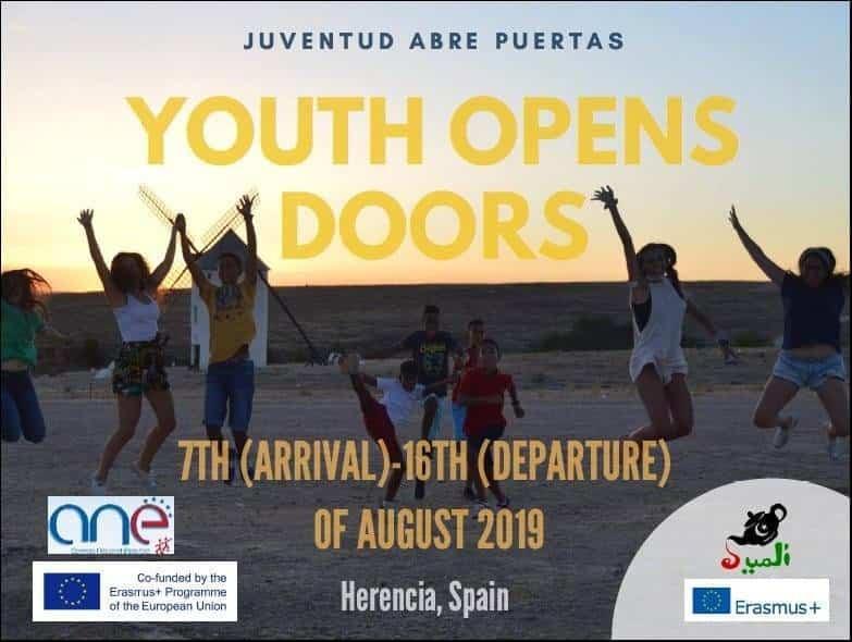 Youth Opens Doors Erasmus 1 - Herencia acogerá a 60 jóvenes europeos con dos proyectos Erasmus+