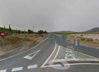 Carretera CR-1341