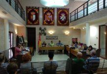 Celebrado el primer pleno ordinario de la legislatura en Herencia