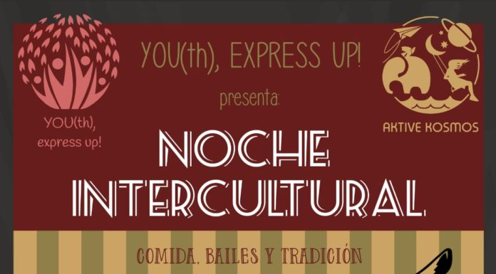 Segunda Noche Intercultural del proyecto Erasmus+ Youth Express Up!
