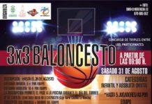 Abiertas inscripciones para el Torneo 3×3 de Baloncesto en Herencia