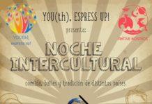 Noche Intercultural de la mano de Aktive Kosmos y el proyecto Erasmus+ Youth Express Up!
