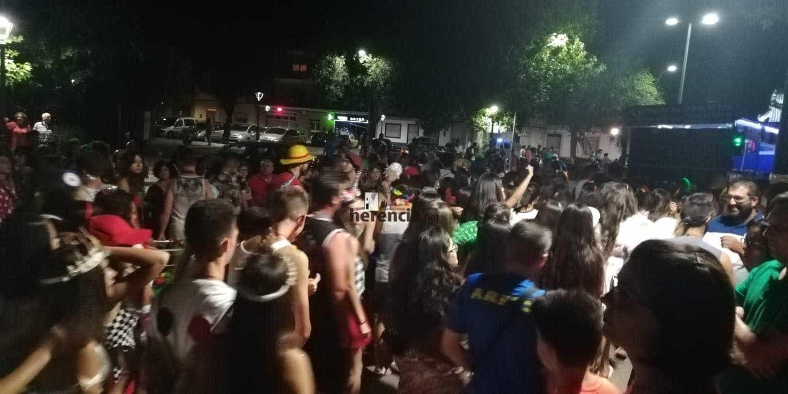 Galería de fotografías del Carnaval de Verano 2019 158
