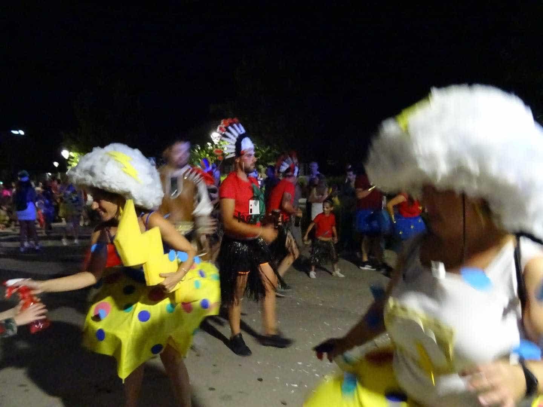 Galería de fotografías del Carnaval de Verano 2019 202