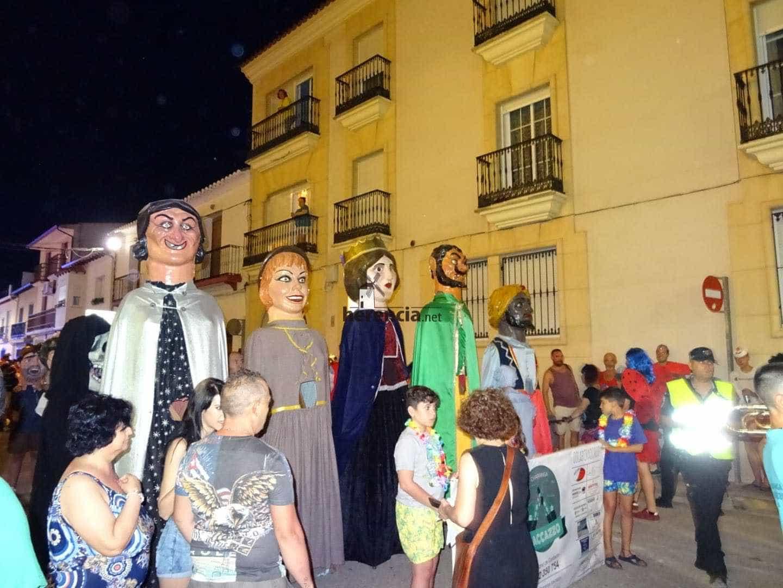 Galería de fotografías del Carnaval de Verano 2019 206