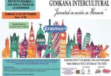 Gymkana Intercultural para una feria y fiestas Erasmus+