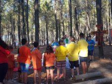 Herencia campa2019 2 226x170 - Los scouts de «La Inmaculada» de Herencia en verano