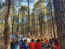 Herencia campa2019 3 227x170 - Los scouts de «La Inmaculada» de Herencia en verano