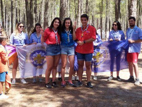 Herencia campa2019 8 457x343 - Los scouts de «La Inmaculada» de Herencia en verano