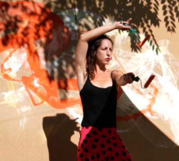 Sonia Azañon Cruz Arte SAC - Sonia Azañón Cruz presenta su exposición Arte SAC Serie Música en Color