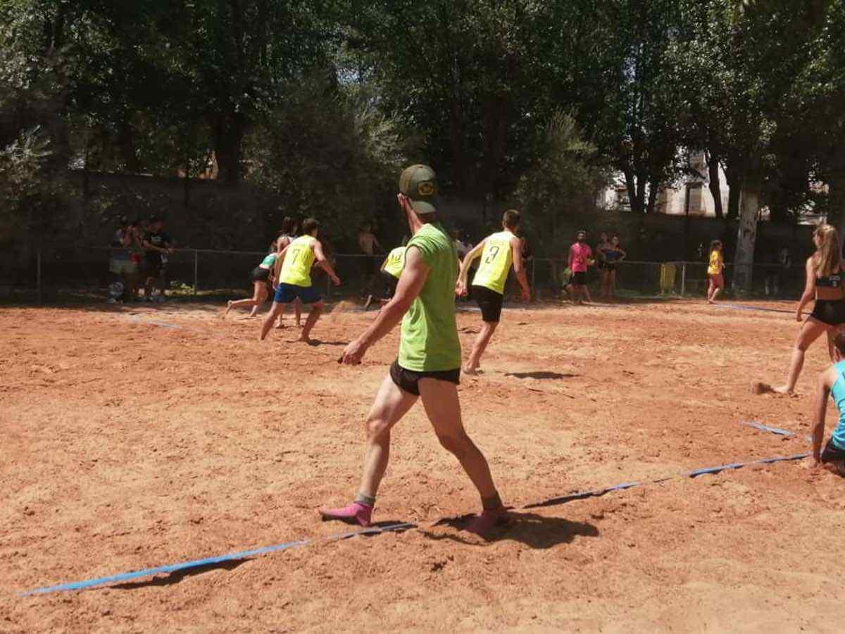 Finalizado el V Torneo de Balonmano Playa en Herencia 41